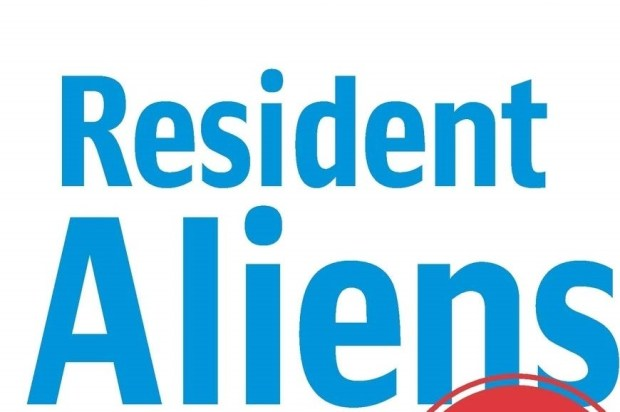 Book cover of Resident Aliens