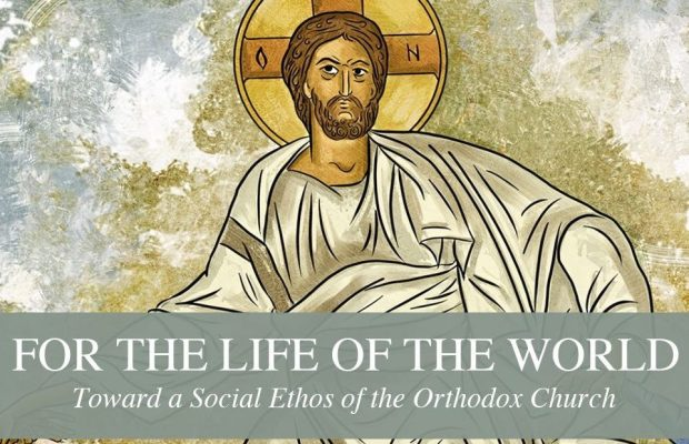 Cover, For the Life of the World