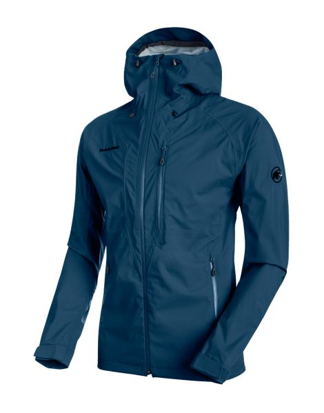 Mammut Kento HS Hooded Jacket Review