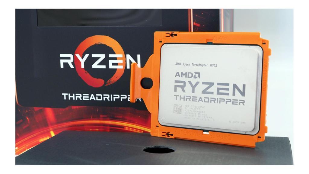 AMD Ryzen Threadripper 3990X Review