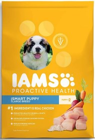 Iams Proactive Health Puppy Chicken Dry Dog Food