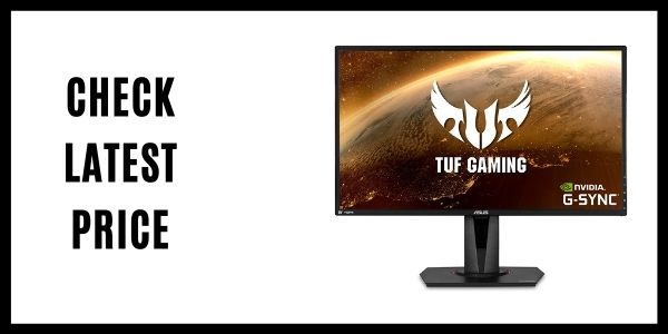 Asus TUF Gaming VG27AQ 27 Gaming Monitor With 1440P 144Hz Support