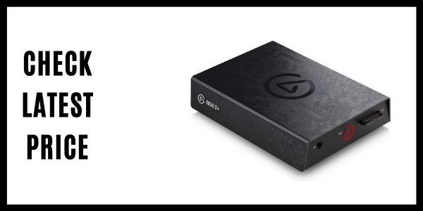 Elgato 4K60 S+ Capture Card4K60 HDR10 Capture Card
