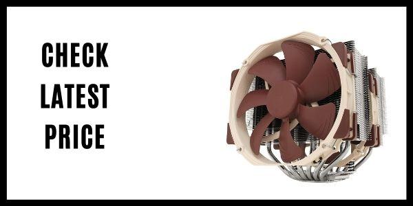 Noctua NH-D15 Premium CPU Cooler with 140mm Fans