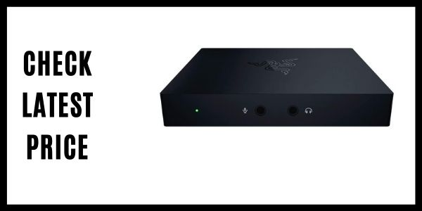 Razer Ripsaw HD Game Streaming 4K Capture Card