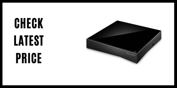 Seagate Personal Cloud 2-bay Home Media Storage Device  STCS8000100