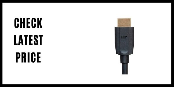 Monoprice Dynamic View Ultra 8K HDMI Cable