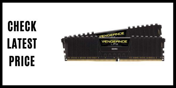 Corsair Vengeance LPX 16GB (2x8GB) DDR4 DRAM 3200MHz