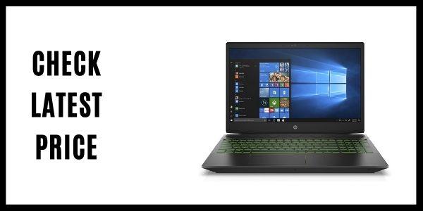 HP Pavilion Gaming Laptop 3WF00UA#ABA