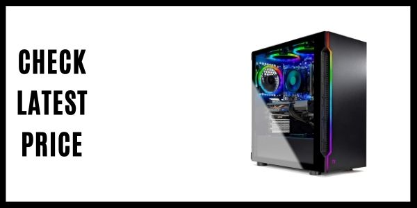 Skytech Shadow 3.0 Gaming PC Desktop