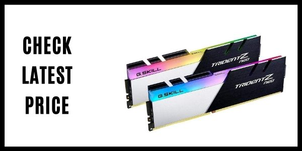 G.Skill Trident Z Neo Series Dual Channel Desktop Memory Model