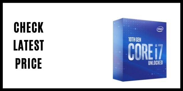 Intel (BX8070110700K) Core i7-10700K Desktop Processor