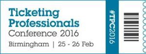 Ticketing Professionals Conference 2016
