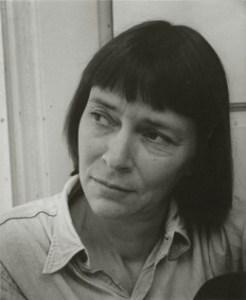 Barbara Deming (1917 – 1984) © Consuelo Kanaga | brooklynmuseum.org