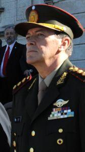 Argentina's military chief General César Milani © Presidencia de la Nación Argentina | Wikimedia Commons.