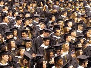 Pittsburgh University Commencement © 2007 Kit | Wikimedia Commons