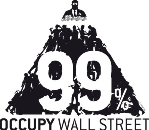 Occupy Wall Street logo © Jasmine Wallace | Hill News