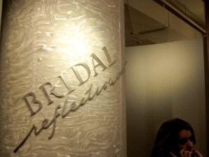 """Bridal Reflections"" (from New York Trip) © VancityAllie.com | Flickr"