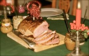 Christmas ham © Zdenko Zivkovic | Flickr