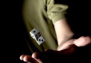Cast dice © Matthew Rogers   Flickr