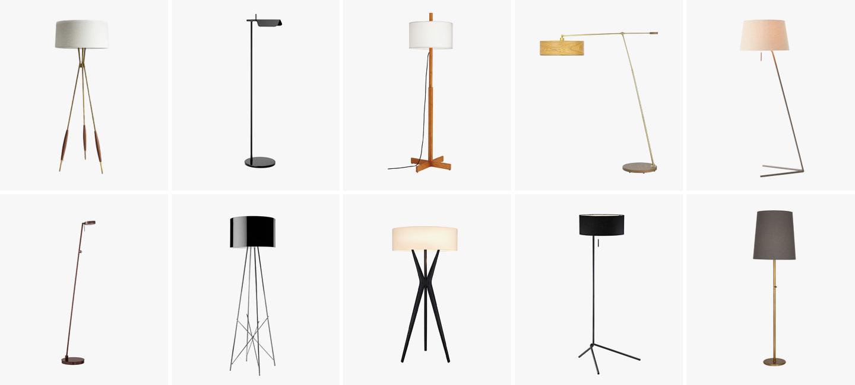 Best Floor Lamps Of 2021 Public Set