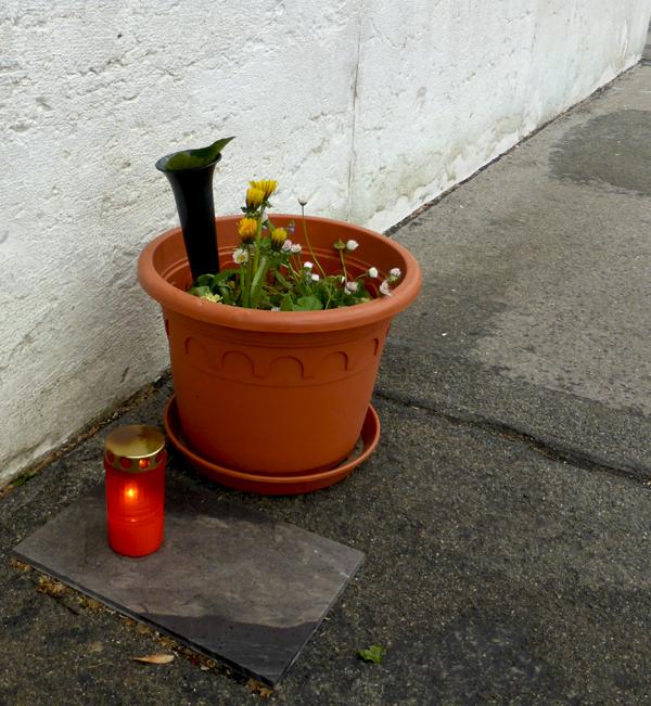 Deposit Mourning (walk #1) (5/5)