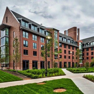 Rutgers honors dorm