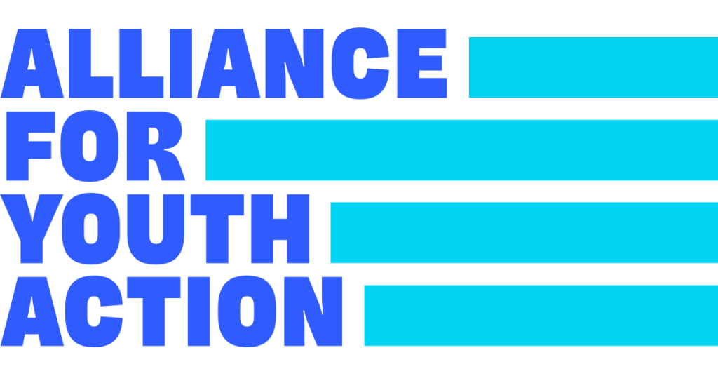 Logo for Alliance for Youth Action
