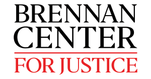 Logo for the Brennan Center for Justice
