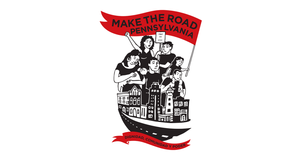Logo for Make the Road PA
