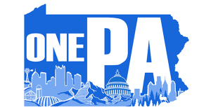 Logo for One PA