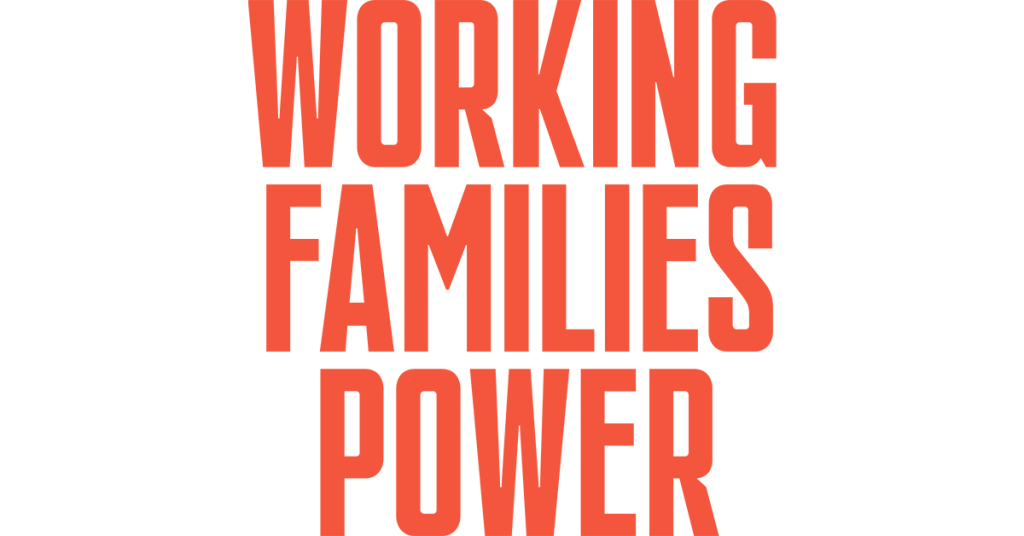Logo for Working Families