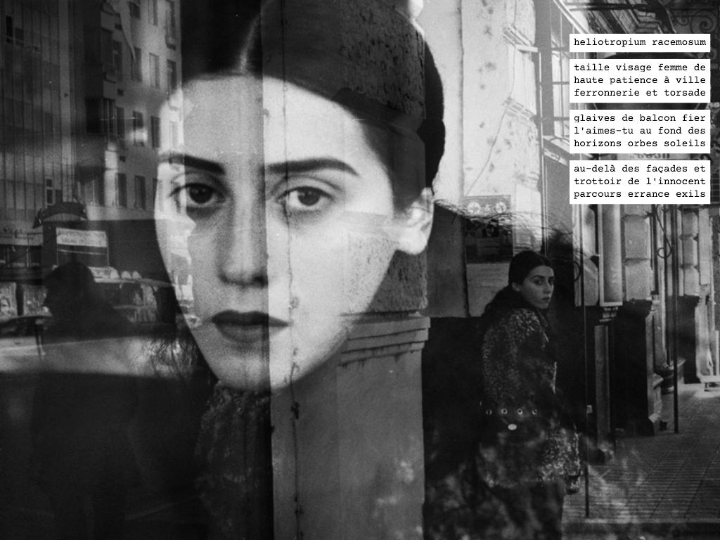 © Maryse Hache, Tina Kazakhishvili et Publie.net — Double Exposure