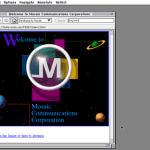22 april 1993 – internetbrowser Mosaic gelanceerd