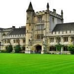 Oxford aan de Rijn bestaat al