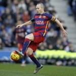 Andrés Iniesta se retira del FC Barcelona