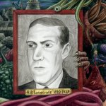 Cumpleaños 128 de H.P. Lovecraft