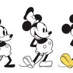Mickey Mouse cumple 90 años y así ha evolucionado el famoso ratón