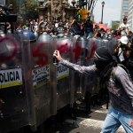 """""""No habrá más granaderos en la #CDMX"""": Claudia Sheinbaum"""