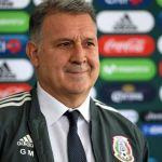 El ex jugador argentino Tata Martino es el nuevo técnico de la Selección Mexicana
