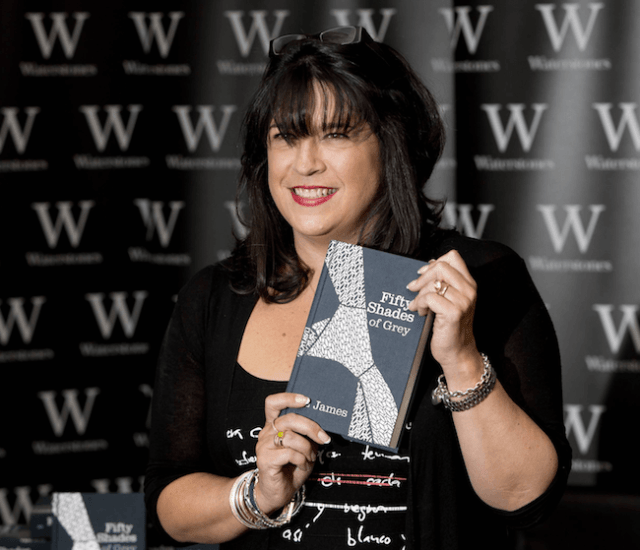 Self-Publishing Your Own Work -- E.L. James: