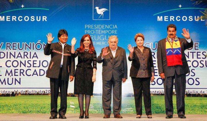 Cúpula reunirá os cinco presidentes do Mercosul - Brasil 247
