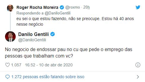 Tweet-Gentili