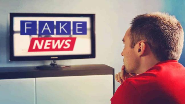 Não dissemine fake news