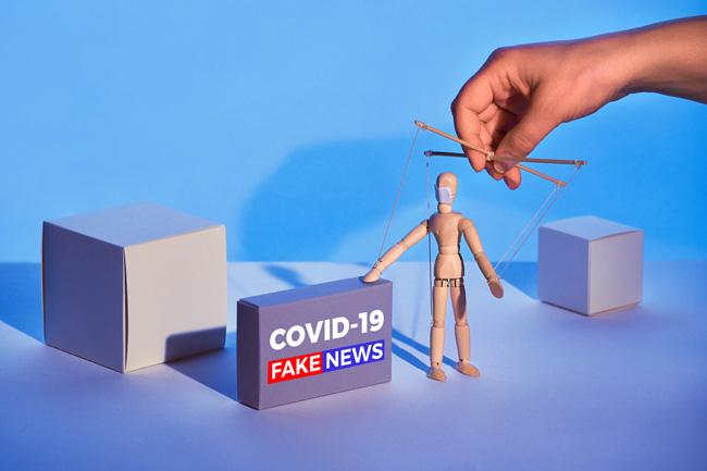 Covid não é fake news