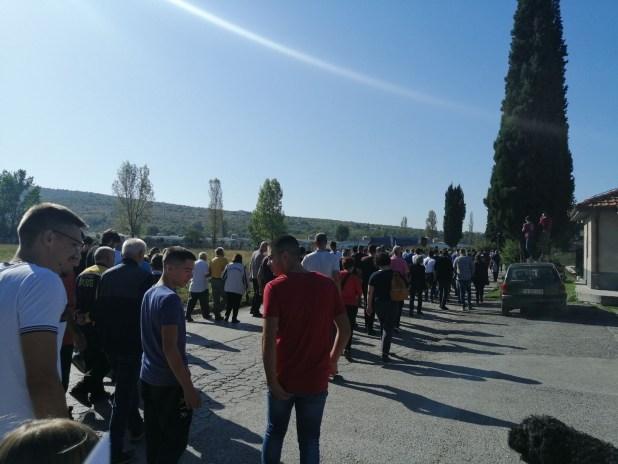 protest Spuž