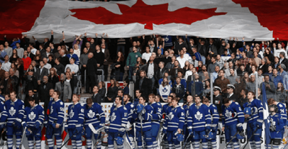 Leafs National Anthem