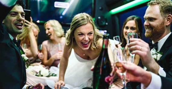 limousine wedding party waterloo ontario