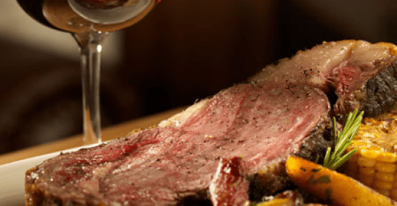 sumptuous a la carte Brunch or Roast dinner from Borealis Grill & Bar
