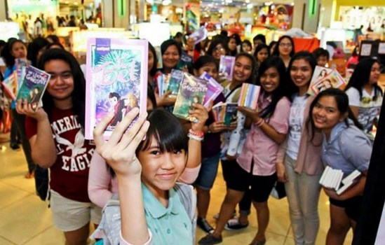 Flirting With New Readers in The Philippines: Wattpad Presents